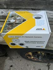 Axis M3007-PV Dome Security Camera