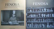 FENOSA CATALOGUE RAISONNE DE L OEUVRE GRAPHIQUE et L OEUVRE SCULPTE en 2 VOLUMES
