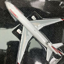 Gemini Jets 1:400 Swiss McDonnell Douglas MD-11 HB-IWC  Die Cast Model