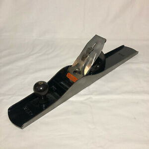 Vintage Stanley Bailey No 8 Woodworking Plane Good Shape