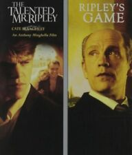 The Talented Mr. Ripley/Ripleys Game (Dvd, 2016, 2-Disc Set) Jude Law.223