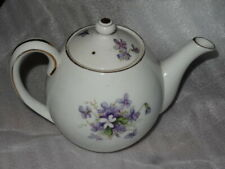 Rossetti Spring Violets Teapot Occupied Japan