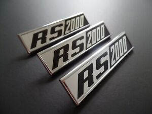 Ford Mk1 Escort RS2000 J Fray Badges