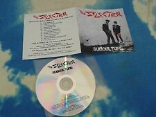 THE SELECTER ‎– SUBCULTURE SKA 2TONE UK CD PROMO**MINT BRAND NEW**##