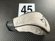 Callaway Solaire Driver Head Cover! Super Nice! Fast Shipping!