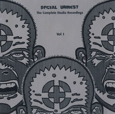 "Social Unrest-Complete Recordings Vol. I CD (1981-1985) incl. ""Conseil en a Maze""!"