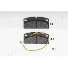 JAPANPARTS Brake Pad Set, disc brake PA-021AF