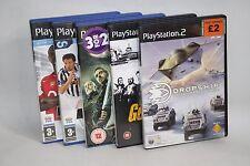 Job Loot 5 PS2 Playstation 2 Games Dropship Getaway Eragon Fifa 2004 2005