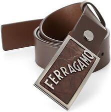 Salvatore Ferragamo Men's Leather Belts