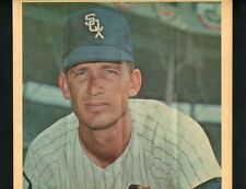1968 Topps Poster #13 Gary Peters EXMT+/NM (White Sox) (SVSC)