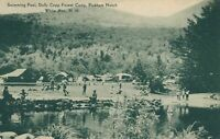 WHITE MOUNTAINS NH - Dolly Copp Forest Camp Swimming Pool Pinkham Notch