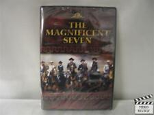Magnificent Seven, The * DVD WS NEW Yul Brynner