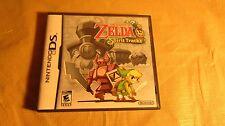 The Legend of Zelda: Spirit Tracks (Nintendo DS, 2010)