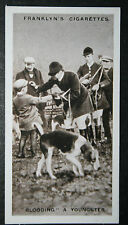 Bicester Foxhounds      Vintage 1920's Photo Card  EXC