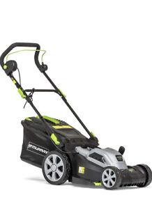 Murray 2691584 EC370 37 cm Electric Corded Lawn Mower, Push