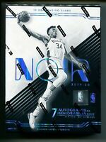 2019-20 Panini Noir Basketball NBA 1 Box Break 2 Random Teams LIVE #2