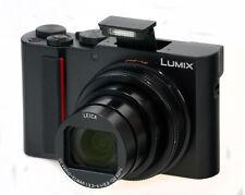 Panasonic Lumix ZS200 20.1 MP 4K Digital Camera DC-ZS200