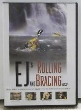 Ej'S Rolling And Bracing Kayak Training Dvd Eric Jackson Eskimo Roll Brace