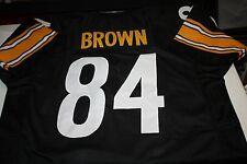 ANTONIO BROWN #84 SEWN STITCHED HOME JERSEY PRO BOWL WR SIZE XXL