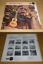 The Foggy Dew O - S/T LP Folk Roots Decca Eclipse ECS 2118 Press UK