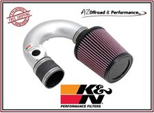 K&N 69 Series Silver Typhoon Air Intake System 00-04 Toyota Celica GTS 1.8L I4