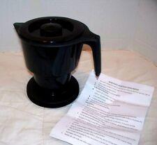 Kitchen Worthy Microwave Coffee Maker