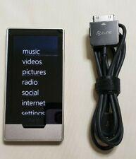 Microsoft Zune HD Platinum (32 GB) Digital Media Player