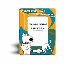 Family Guy Brian Picture Frame