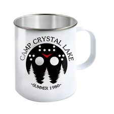 Camp Crystal Lake Camp Mug