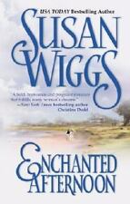 USED ENCHANTED AFTERNOON IN SOFT COVER BY SUSAN WIGGS WITH FREE SHIPPING