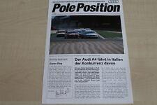 156441) Audi A4 STW - Nürburgring - Pole Position 11/1995