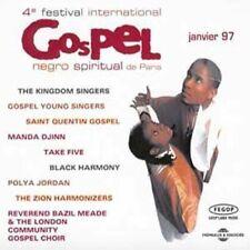 VARIOUS ARTISTS - 4TH FESTIVAL DE GOSPEL DE PARIS 1997- COFFRET NEW CD