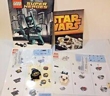 LEGO Batman Bat Signal + Star Wars Rebels Micro ghost TRU event + comics+poster