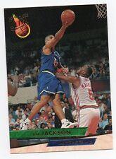 1993-94 Fleer Ultra #46 Jim Jackson Dallas Mavericks