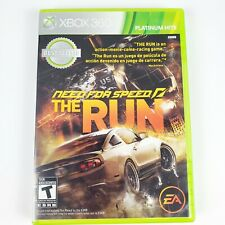 Need For Speed The Run: Platinum Hits Xbox 360