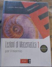 LEZIONI DI MATEMATICA VOL.1 PER IL TRIENNIO EDIZ.MISTA - LAMBERTI MEREU - ETAS