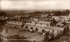 Stanley from Church Tower looking N W in Angus Series by Brown, Coupar Angus.