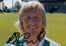 YEOVIL: TERRY SKIVERTON SIGNED 6x4 PORTRAIT PHOTO+COA