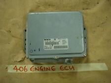PEUGEOT 406 COUPE ENGINE ECU