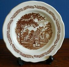 Royal Staffordshire Colonial Ironstone Side plate By J G Meakin