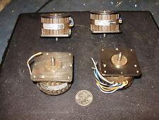 (4) Escap stepper motors  CNC mill/drill projects
