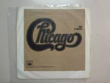 "CHICAGO:I'm A Man-Does Anybody Really KnowWhat TimeIt Is?-U.K.7"" 69 CBS DJ SL DJ"