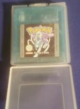 Pokémon Kristall Edition - Nintendo Game Boy Color - GBC - Speichert
