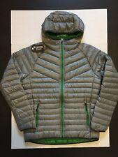 Nike Oregon Ducks Down Puffer Coat Jacket Hoodie Mens Size L  NWOT