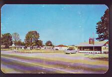 ATLANTA GEORGIA GA ca 1960 The Ranch Motel Car Vintage Postcard PC