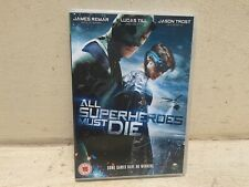 All Superheroes Must Die [DVD] - DVD  NMVG The Cheap Fast Free Post
