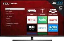 "TCL 65"" Class  LED  8 Series  2160p Smart 4K UHD TV with HDR Roku TV"