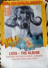 More details for mull historical society  loss vintage promotional music poster