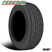 1 X New Federal Couragia XUV P225/65R17 All-Season Traction Tire