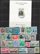 More details for stamps – romania – 180 stamps, covers & mini-sheet – c1932-39 - lot 3